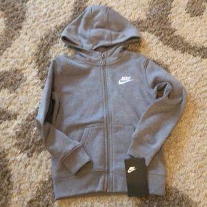 BRAND NEW Nike toddler boys hoodie.